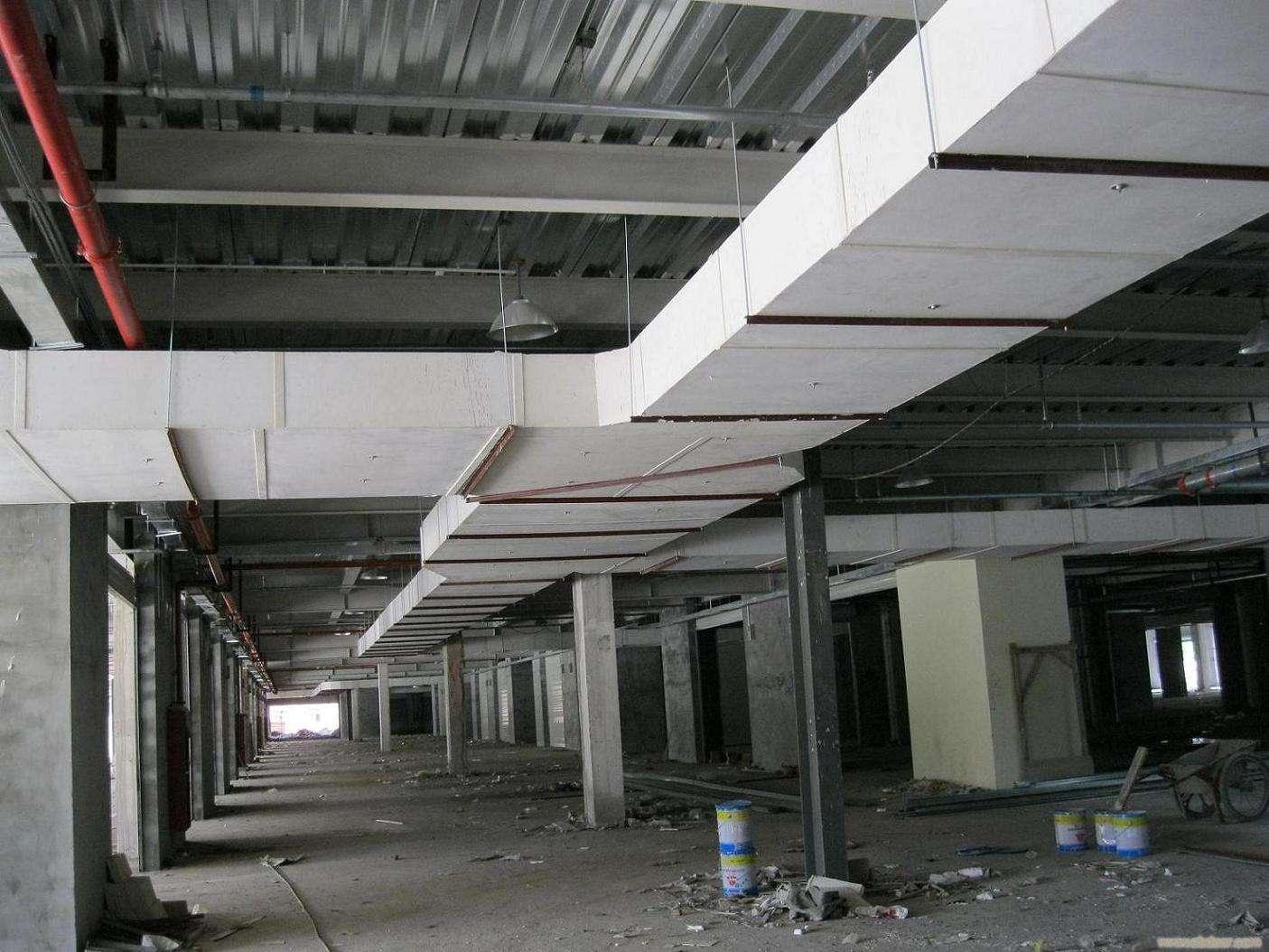 济南无机玻璃钢通风管道