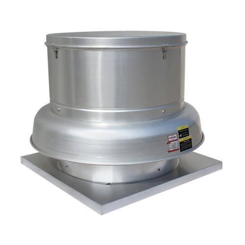 RTC系列低噪声离心式屋顶排风机